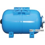 Гидроаккумулятор горизонтальный Aquasystem VAO 100 л
