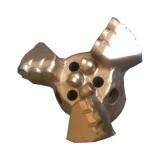 Алмазный бур(долото) БКВД 133 мм 3 лопасти 1304