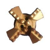 Алмазный бур(долото) БКВД 133 мм 4 лопасти 1308