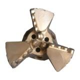 Алмазное долото (бур) БКВД 153 мм 3 лопасти 1308