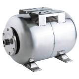 Гидроаккумулятор горизонтальный 24л (нерж) Wetron 779211