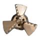 Алмазное долото (бур) БКВД 146 мм 3 лопасти 1308