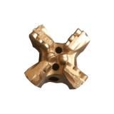 Алмазное долото (бур) БКВД 142 мм 4 лопасти 1308