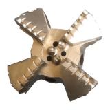 Алмазное долото (бур) БКВД 146 мм 4 лопасти 1308