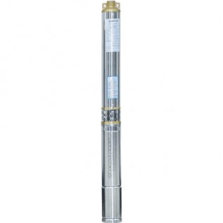 Насос для свердловини Aquatica 777093 занурювальний відцентровий 1,1 кВт h=77 м д.80 мм