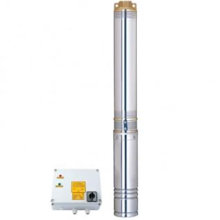 Насос трехфазный центробежный Aquatica 7771663 4 кВт H=136 м 240 л/мин д.102 мм