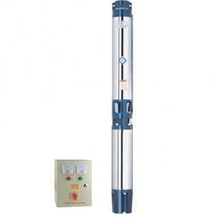 Трехфазный погружной Насос для скважины Aquatica 7776883 380В 22кВт h=120м 72м.куб/час д.151мм