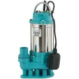 Насос фекальный (канализационный) Aquatica (773421) 0.55кВт Hmax 12м Qmax 242л/мин (нерж)
