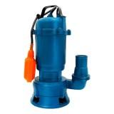 Насос фекальный (канализационный) 1.1кВт Hmax 10м Qmax 200л/мин Wetron (773401)