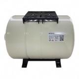 Необслуживаемый мембранный гидроаккумулятор Fondi (Италия) WHT 100 л (горизонтальный)
