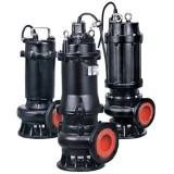 Насос канализационный Leo 3.0 50WQ8-16-1.1F 7738123 380В 1.1кВт Hmax 18м Qmax 483л/мин