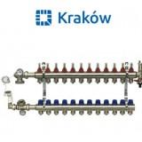 Коллектор для теплого пола Krakow на 12 контуров