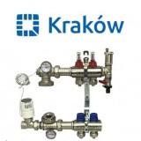 Коллектор для теплого пола Krakow на 2 контура