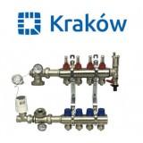 Коллектор для теплого пола Krakow на 4 контура