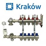 Коллектор для теплого пола Krakow на 5 контуров