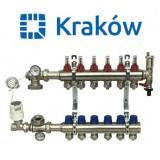 Коллектор для теплого пола Krakow на 6 контуров