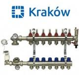 Коллектор для теплого пола Krakow на 7 контуров