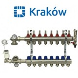 Коллектор для теплого пола Krakow на 8 контуров