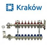 Коллектор для теплого пола Krakow на 9 контуров
