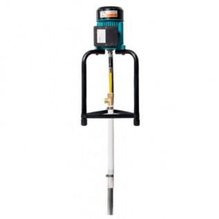 Полупогружной насос с гибким валом Leo 772604 40м 0.75кВт Hmax 91м Qmax 30л/мин