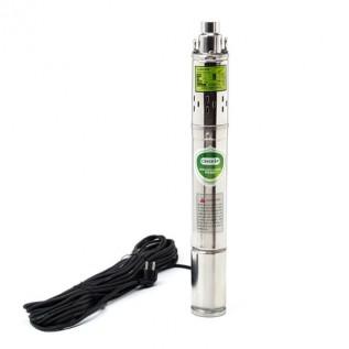 Шнековый насос Chimp 3QGD 1.5-72-0.37 + 20м. кабеля (D=75мм)