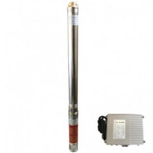 Скважинный насос Optima 3SDM 1,8/15 0,37кВт 61м+пульт+кабель 15м с повышенной стойкостью к песку