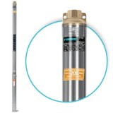 Глубинный насос Rudes 2FRESH500 + кабель 15м