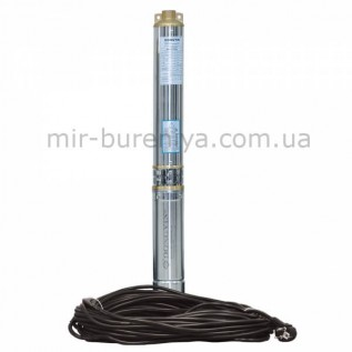 Насос для скважины Aquatica 777392 0,75 кВт h=62 м д.80 мм