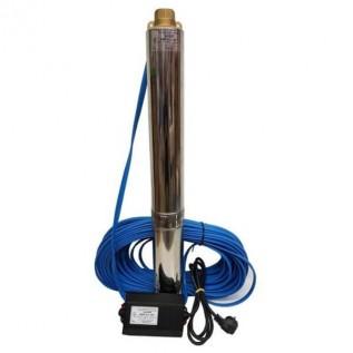 Глубинный центробежный насос Водолей БЦПЭ 0,3 40У 1-2 куб.м/час, 84 мм