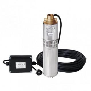 Скважинный насос Водолей БЦПЭ - 0,32-40У 1,2-3 м.куб/ч h=40 м д.105мм (кабель 25м)