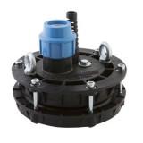 Оголовок для скважины (антивандальный) Ø125 мм, 25 мм