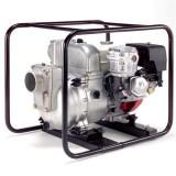 Мотопомпа для грязной воды Koshin KTH 100X-1 9,7 л.с. 3600 ручной 1600 л/мин