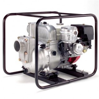 Мотопомпа для брудної води Koshin KTH 100X-1 9,7 л.с. 3600 ручної 1600 л/хв
