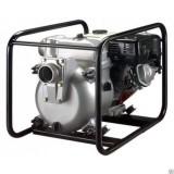 Мотопомпа для грязной воды Koshin KTH 50X-1 4,9 л.с. 3600 ручной 700 л/мин