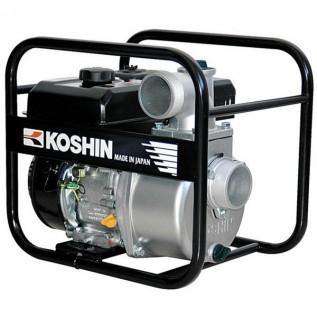Мотопомпа для чистої води Koshin SEH80X-1 3,9 л.с. 3600 ручної 930 л/хв