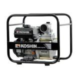 Мотопомпа для полугрязной воды Koshin SERH 50B 3,9 л.с. 3600 ручной 440 л/мин
