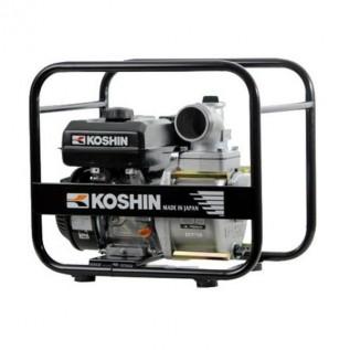 Мотопомпа для полугрязной воды Koshin SERH 50B-1 3,9 л.с. 3600 ручной 440 л/мин