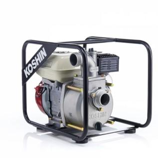 Мотопомпа для полугрязной воды Koshin STH 50X 3,5 л.с. 3600 ручной 800 л/мин