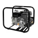 Мотопомпа для полугрязной воды Koshin STV 50X-1 4,2 л.с. 3600 ручной 580 л/мин