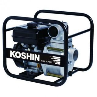 Мотопомпа для полугрязной води Koshin STV 80X 4,2 л.с. 3600 ручної 900 л/хв