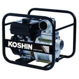 Мотопомпа для полугрязной воды Koshin STV 80X-1 4,2 л.с. 3600 ручной 900 л/мин