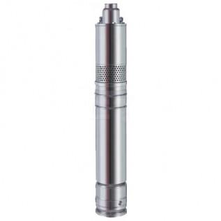 Шнековый насос Rosa для колодца 4QJDA 0.55 кВт 80 м, 27 л/мин, д.100 мм