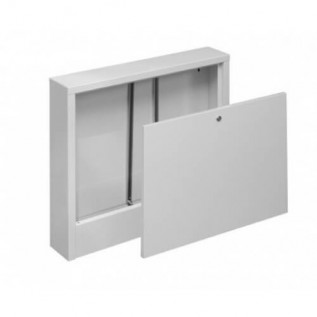 Шкаф коллекторный наружный DJOUL (2-4 контура)