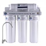 Система 4-х ступенчатой очистки Bio+ systems SL204-NEW + монокран
