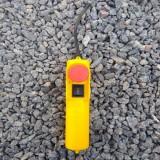 Пульт управления для тельфера с конденсатором
