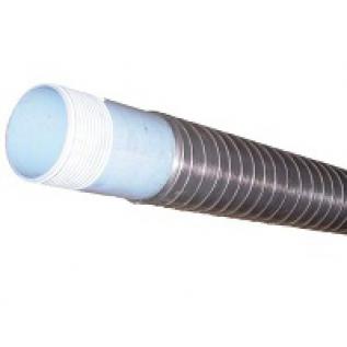 Фильтр для скважины из нержавеющей сетки д.125мм