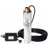 Насос для скважины Водолей БЦПЭУ 0,32 40У 1,2-3 куб.м, 95 мм