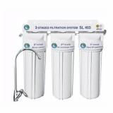 Система 3-х ступенчатой очистки Bio+ systems (очистка+умягчение) SL403 -NEW + монокран