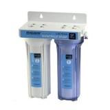 Система очистки воды Насосы плюс SF10-2, двойная фильтрация