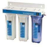 Система очистки воды Насосы плюс SF10-3, тройная фильтрация